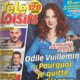 Télé-Loisirs  (édition du lundi 26 octobre 2015)