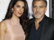 George Clooney et Amal, amoureux devant Sandra Bullock pour Our Brand is Crisis
