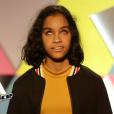 Jane, dans la finale de  The Voice Kids  saison 2, le vendredi 23 octobre 2015, sur TF1.