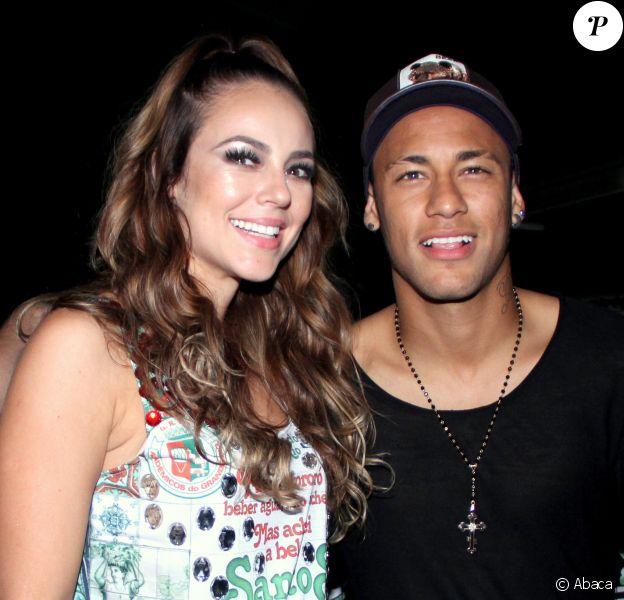 Neymarlors du Carnaval de Rio de Janeiro, le 11 octobre 2015