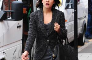 REPORTAGE PHOTOS : Le Look de Lily Allen...  tu peux mieux faire Lily !