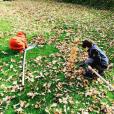 Doutzen Kroes a partagé quelques photos de ses enfants profitant de l'automne en Hollande