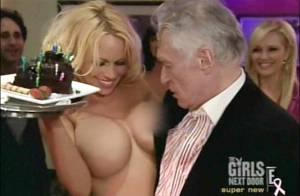 PHOTOS : Pamela Anderson entièrement nue pour monsieur Playboy !