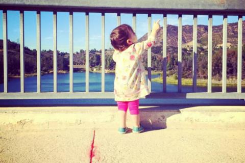 Ashton Kutcher et Mila Kunis : Une photo de leur fille Wyatt révélée ?