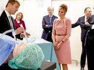 Maxima des Pays-Bas : Retour à l'hôpital, en pleine forme cette fois