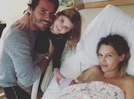 Tommy Haas papa : Sa belle Sara a (encore) donné naissance à une petite fille