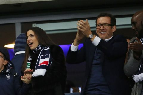 Stade de France : Dany Boon supporter in love avant le drame, M. Pokora choqué