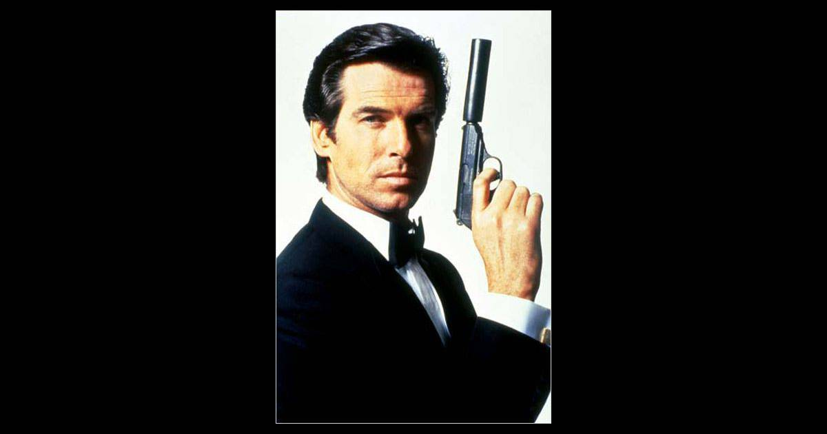 James bond pierce brosnan goldeneye