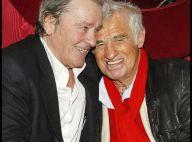 """Jean-Paul Belmondo : """"Alain Delon a toujours été là dans les moments difficiles"""""""