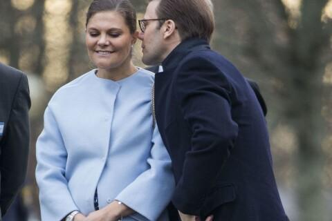 Princesse Victoria, enceinte : Pas des jumeaux... mais pas un hamster non plus !