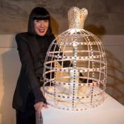 Chantal Thomass et Jean-Claude Jitrois dévoilent leurs sapins haute couture