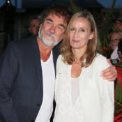 """Olivier Marchal et sa femme Catherine : """"Nous sommes séparés"""", mais..."""