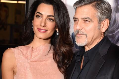 Amal Clooney : La femme de George ne veut plus porter plus sa sublime bague...