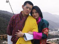 """Roi Jigme Khesar du Bhoutan : Jetsun Pema, sa """"Kate de l'Himalaya"""", est enceinte"""