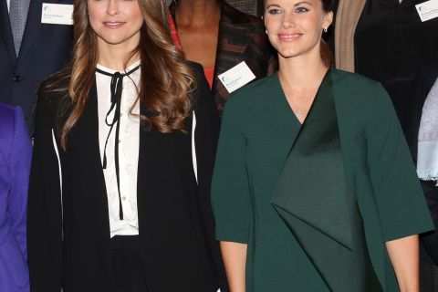 Sofia de Suède, enceinte, et Madeleine réunies... Victoria étrangement absente
