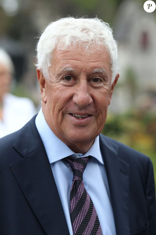 Stéphane Collaro, à Paris, en septembre 2011.