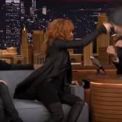 Mylène Farmer : Son violent coup de poêle à Jimmy Fallon, devant Sting