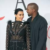Kim Kardashian a accouché : Le fils de la star et de Kanye West est né