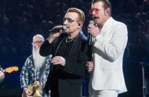 U2 : Émouvant avec Eagles of Death Metal, de retour à Paris après les attentats
