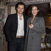 Mélanie Doutey et Raphaël Personnaz : Tandem divin pour une soirée au chalet
