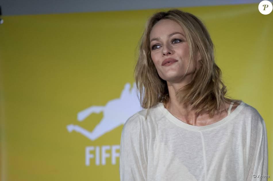 Vanessa Paradis- Festival du film francophone de Namur en Belgique le 9 octobre 2015