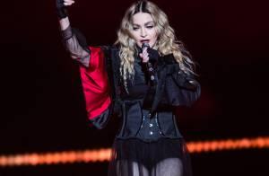 Madonna à Paris: Hommage aux victimes des attentats, show surprise dans la rue !