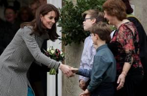 Kate Middleton : Marraine sublime, élégante et