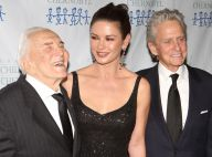 Kirk Douglas a 99 ans : Les hommages de Michael et sa femme Catherine Zeta-Jones