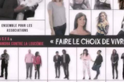 """Gaëlle (Les Ch'tis) se met à la chanson : """"Parlez-en autour de vous !"""""""