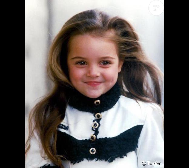 Mais qui est cette mignonne petite fille devenue star ?