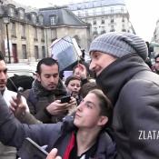 Zlatan Ibrahimovic : Noël avant l'heure pour le Suédois et ses complices du PSG