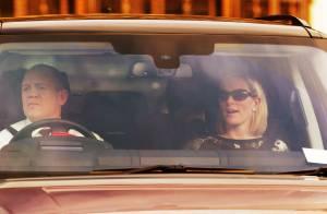 George de Cambridge : Fébrile, entouré de Kate et Harry, pour Noël à Buckingham