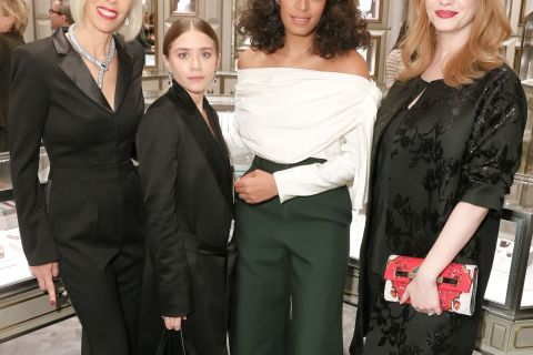 Solange Knowles, Ashley Olsen : Beautés précieuses, sans Beyoncé ni Mary-Kate !