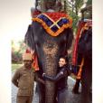 Eva Longoria : heureuse durant un périle extraordinaire en Inde