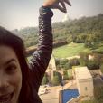 Eva Longoria tombe sous le charme de l'Inde durant un séjour