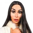 La marionnette de Kim Kardashian dans  Les Guignols de l'Info  a été dévoilée.