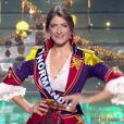 Miss Normandie - Premier tableau, 11 Miss défilent en pirates, lors de l'élection Miss France 2016 le samedi 19 décembre 2015 sur TF1