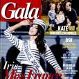 """Magazine """"Gala"""" en kiosques le 23 décembre 2015."""