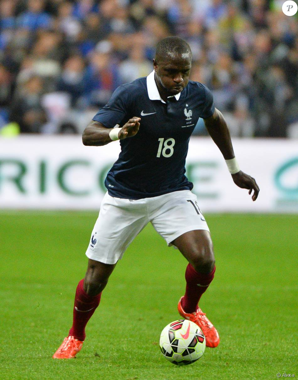 moussa sissoko france br sil match amical au stade de france saint denis le 27 mars 2015. Black Bedroom Furniture Sets. Home Design Ideas