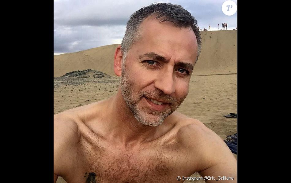 L'ancien membre du  Club Dorothée  Eric Galliano tombe la chemise, sur son compte Instagram.