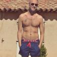 L'ancien membre du  Club Dorothée  Eric Galliano pose sur son compte Instagram.