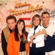 L'équipe du Club Dorothée en 1997, avec Eric Galliano à droite.