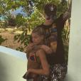 Justin Bieber et sa petite-amie supposée Hailey Baldwin / photo postée sur Instagram, le 3 janvier 2016.