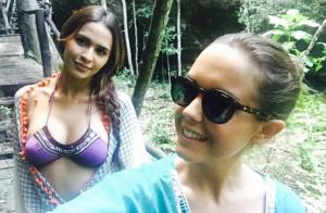 Leila Ben Khalifa : Nouvel An sexy au Mexique et sans Aymeric !
