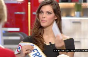 Iris Mittenaere (Miss France 2016) : Sylvie Tellier ne croyait pas en elle !