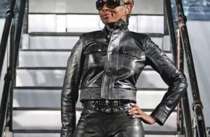 REPORTAGE PHOTOS : Mary J. Blige... quel look !