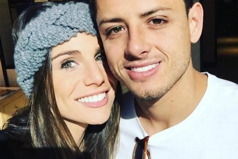 Lucia Villalon et Javier Hernandez, in love : Escapade complice pour fêter 2016