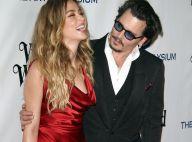 Amber Heard, torride au bras de Johnny Depp : Amoureuse comme jamais