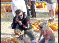 REPORTAGE PHOTOS : Tori Spelling, ses enfants se sont transformés en... citrouilles !