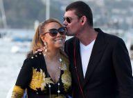 Mariah Carey et son milliardaire : Tendre baiser et virée chic avec les jumeaux
